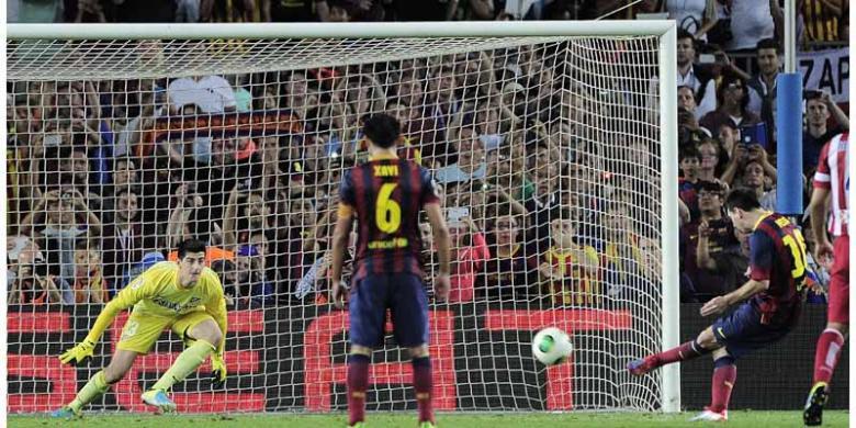 AGEN BOLA Barcelona Juara Tanpa Ciptakan Gol AGEN SBOBET