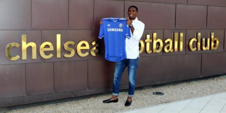 Judi bola - Eto'o Diminati Mourinho, tetapi Ditolak Chelsea