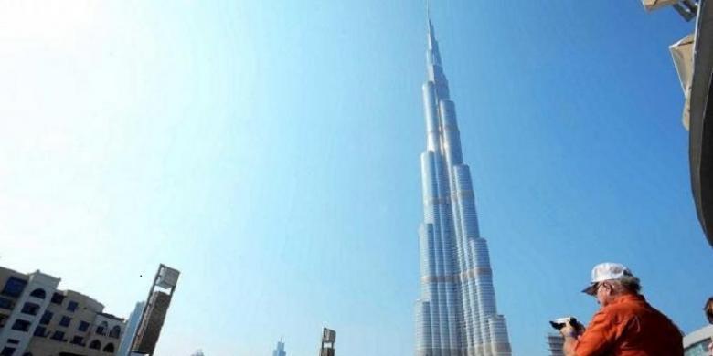 Asia dan Timur Tengah Juara Pertumbuhan Pencakar Langit