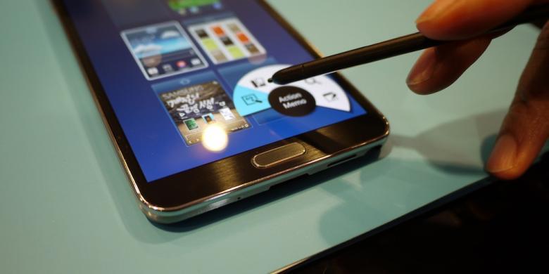 """Benchmark"" Galaxy Note III Anomali, Diakali Lagi?"