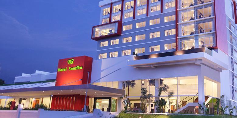 September, Santika Akan Buka 4 Hotel Baru