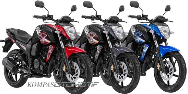 Yamaha Byson Makin Angker dengan Tato Tengkorak