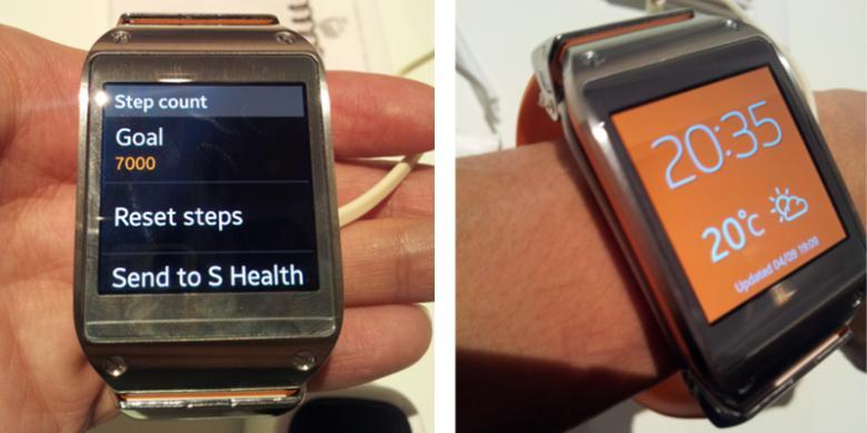 "Jam Tangan Android Samsung Disebut Kurang ""Greget"""