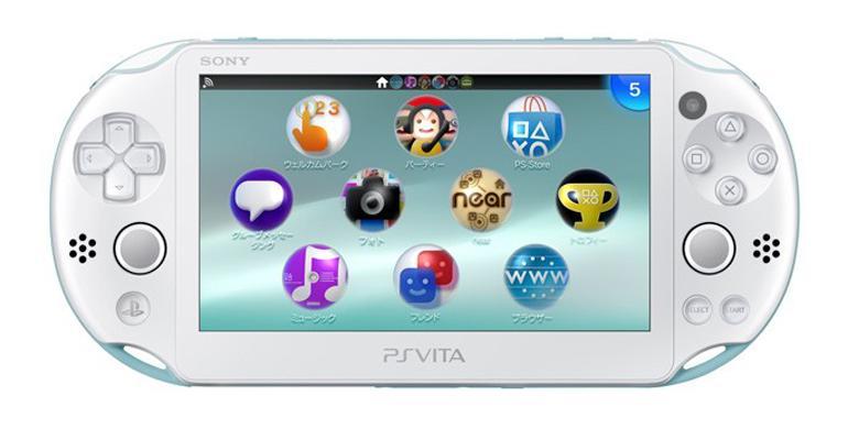 PS Vita Baru Hadir Lebih Ramping