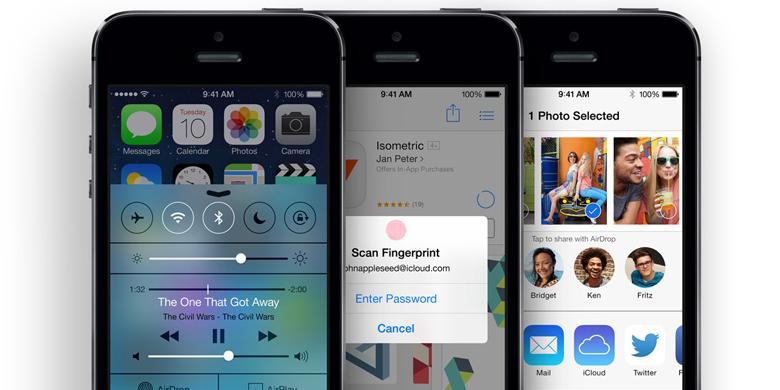 Tekno - iPhone 5S Dibongkar, Sulitkah Direparasi?