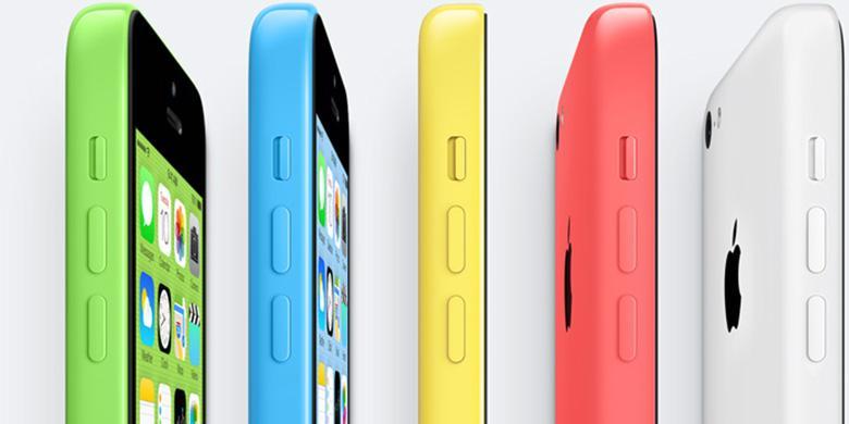 Nokia dan Motorola Kompak Cibir iPhone 5C