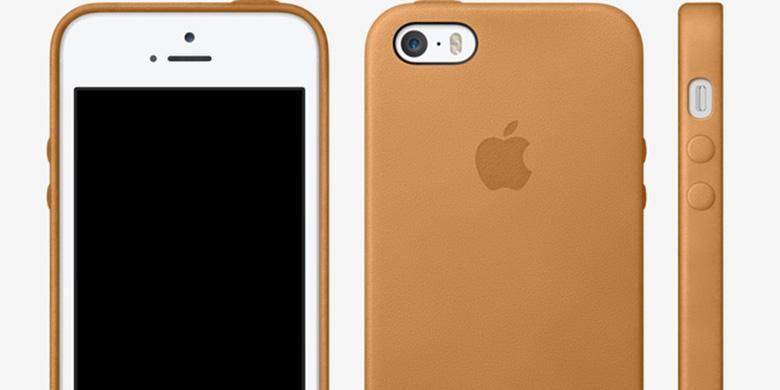 Inilah Casing Resmi iPhone 5C dan 5S