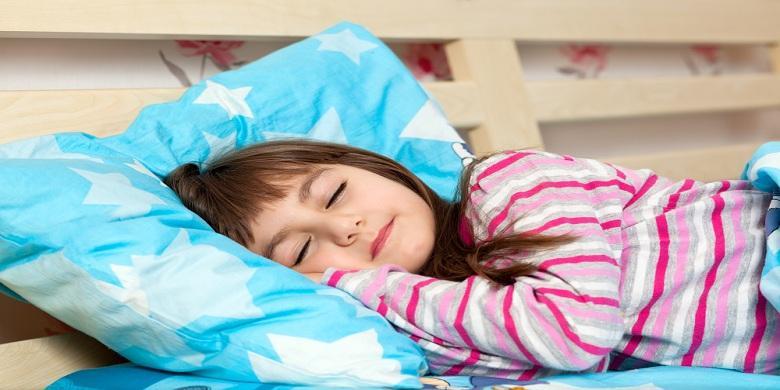 Alasan Anak Tak Boleh Tidur Larut Malam