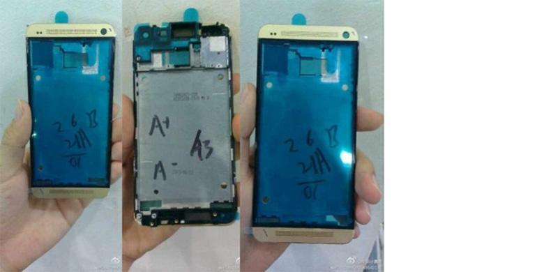 Tekno - Seperti iPhone 5S, HTC One Ada Warna Emas