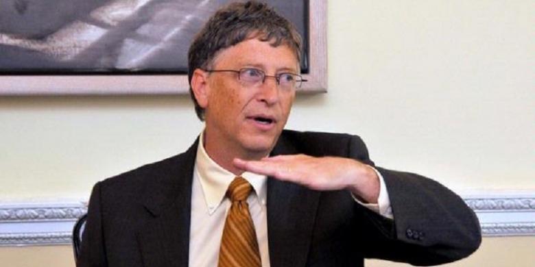 2013, Bill Gates Masih Tetap yang Terkaya (di AS)