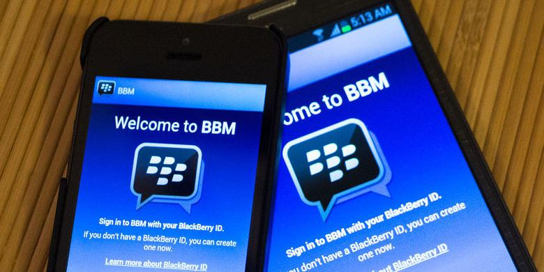 Download BlackBerry Messenger For Android dan iOS