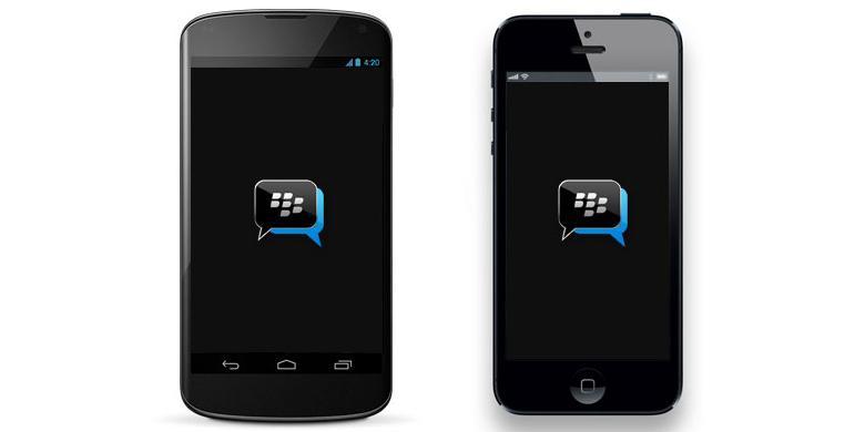 Sehari, BBM Android Dan iPhone DiUnduh 10Juta Orang