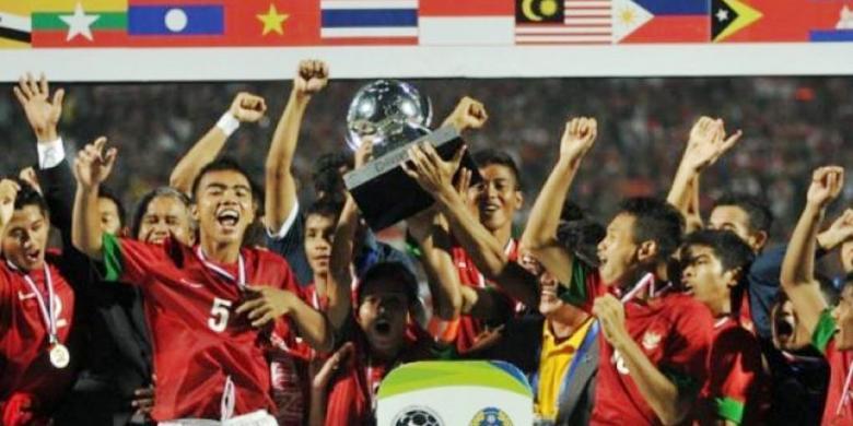 Majas Sinekdoke: Indonesia Juara Piala AFF U19 2013