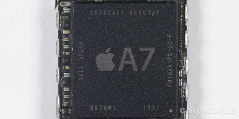 Prosesor iPhone 5S Ternyata Bikinan Samsung