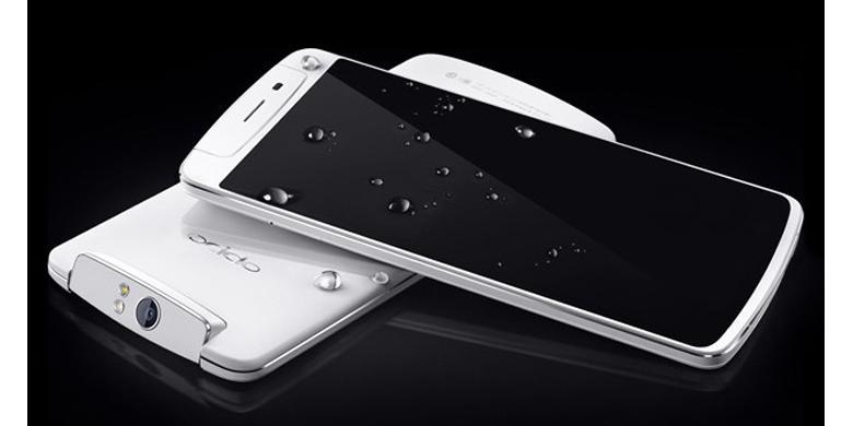 Oppo N1, Android dengan Kamera Putar