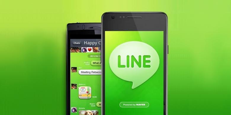 Line Bisa Video Call dan Snap Movie