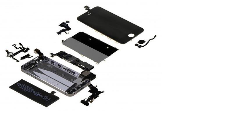 Tekno - Berapa Biaya Pembuatan iPhone 5S dan 5C?
