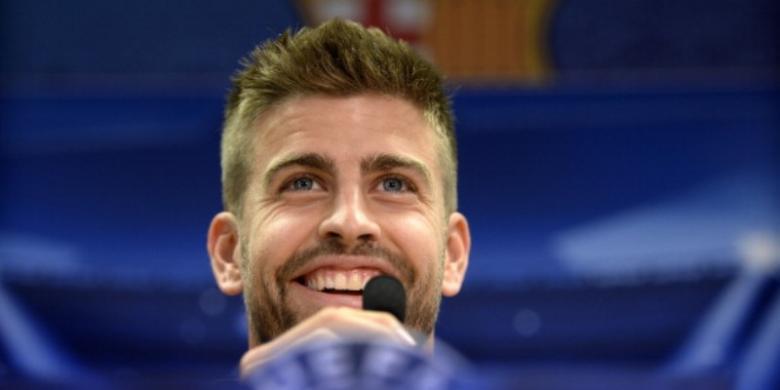 Pique: Real Madrid  Dan Agen Bola Miskin Prestasi