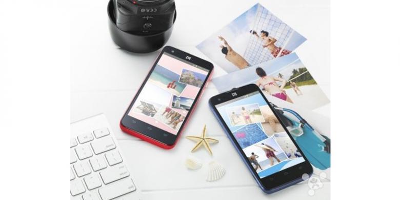 Tekno - ZTE Geek, Ponsel Tegra 4 Pertama
