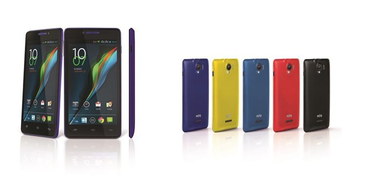 Tekno - Mito Kembali Rilis Ponsel Android Murah