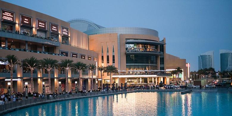 100 Juta Orang Bakal Kunjungi The Dubai Mall !!