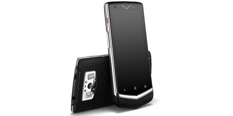Tekno - Ini Dia Ponsel Android Seharga Rp 76 Juta