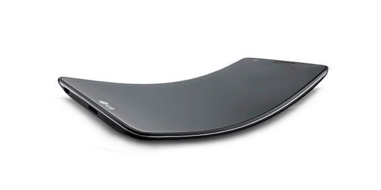 G Flex, Ponsel Layar Melengkung dari LG