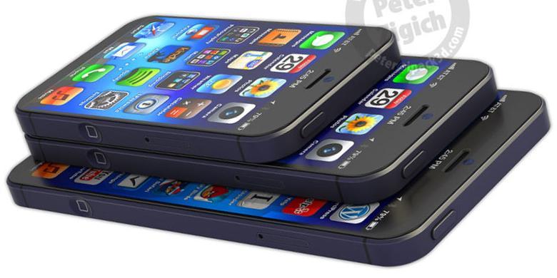 Tekno - Analis: iPhone 6 Pakai Layar 4,8 Inci