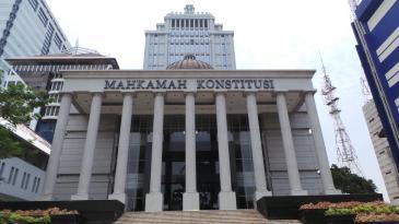 Perppu Kegentingan MK
