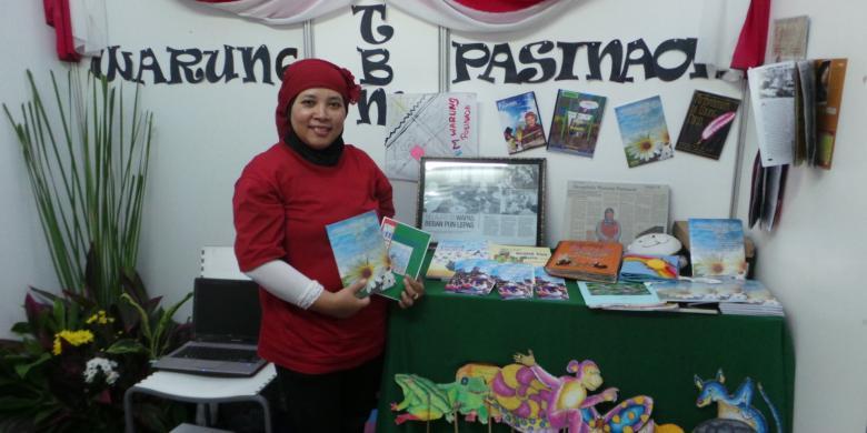 Tirta Nursari, Pejuang Pendidikan dari Warung Pasionaon