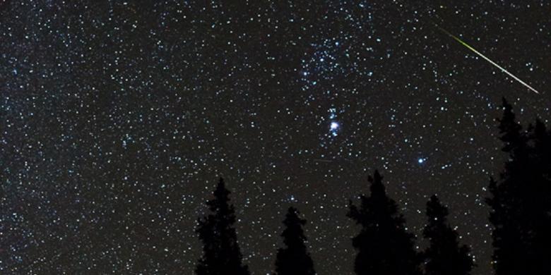 Image Result For Hujan Meteor Orionid