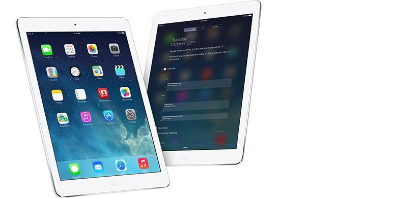iPad Generasi Lima