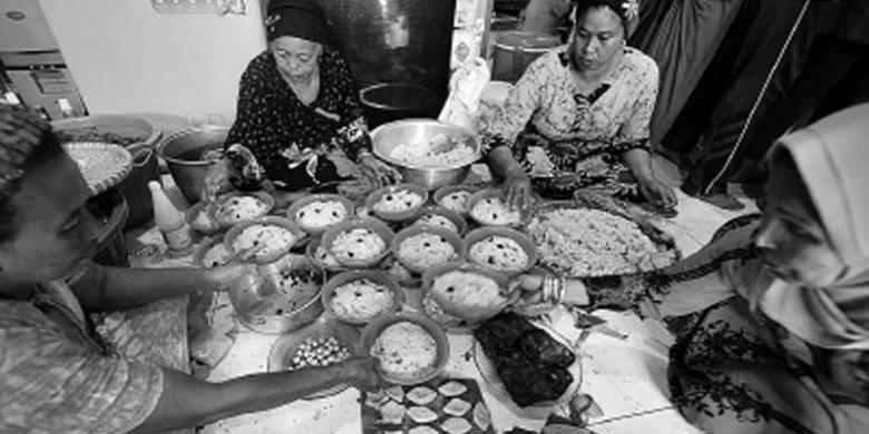 Doa Sang Komandan Dapur