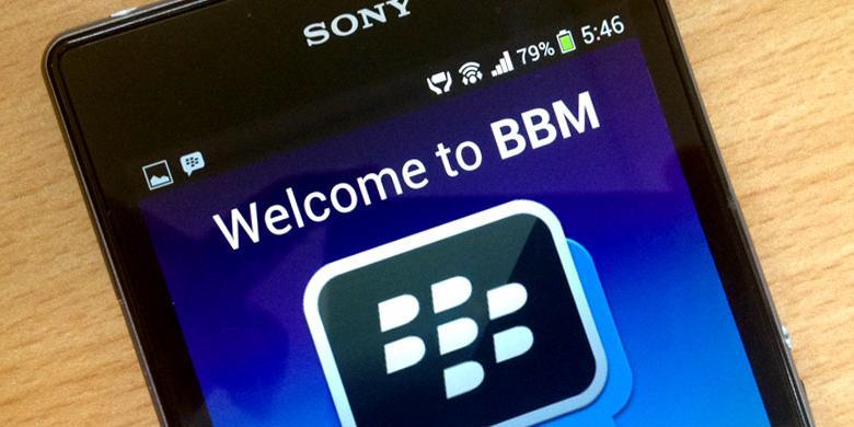 Bukti BBM Digandrungi Pengguna Android Dan iOS