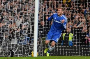Schuerrle Bawa Chelsea Sementara Ungguli Manchester City