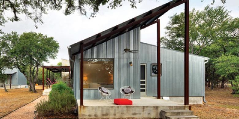 material murah bisa bikin rumah tampak mewah