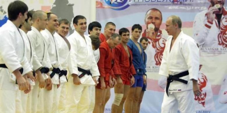 Pejudo Rusia Diizinkan Tampil Di Olimpiade