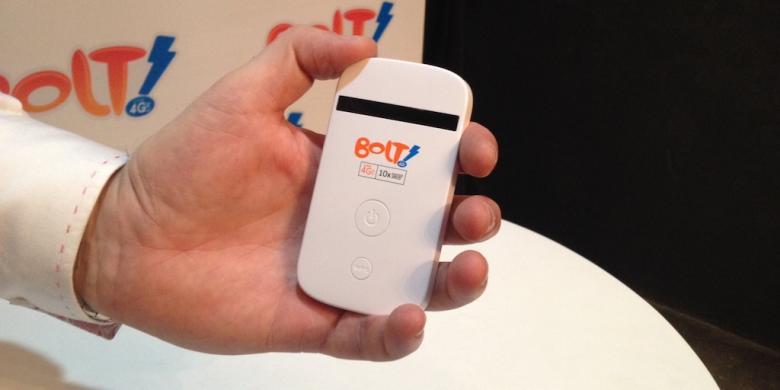 Internet 4G LTE Hadir di Indonesia
