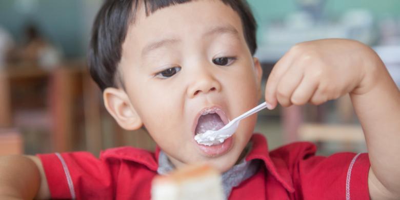 Bila Anak Susah Makan