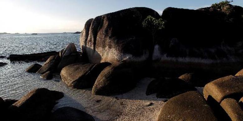 Wisata Belitung Timur Belitung Timur Kembangkan