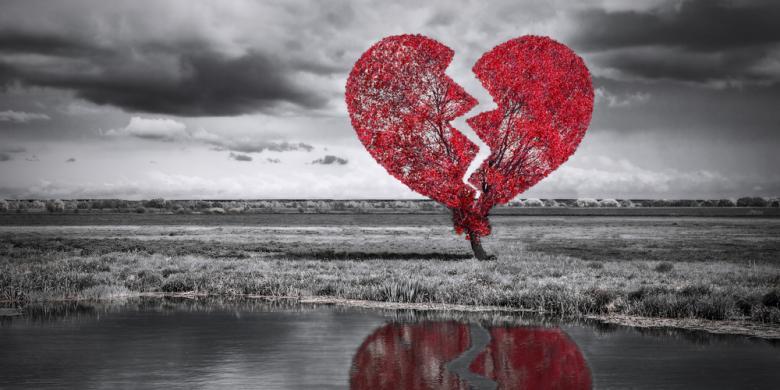 Anda Pun Bisa Mati karena Patah Hati