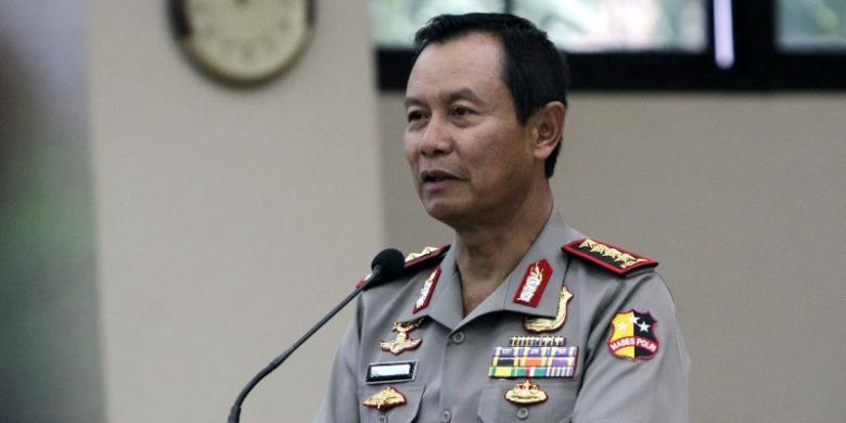 JAKARTA-(IDB) : Kapolri Jenderal Pol Sutarman mengakui, jika sarana ...