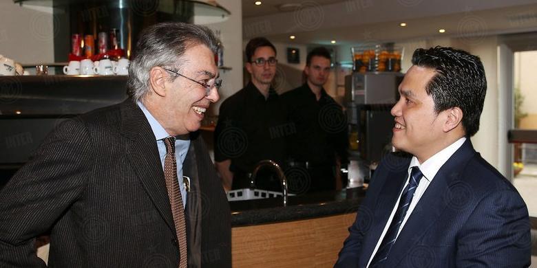 Bantahan Moratti soal Penjualan Saham Inter