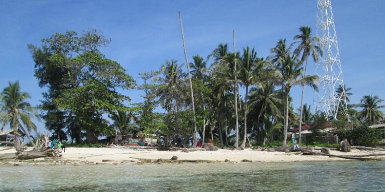 """Pulau Tikus, Destinasi Yang Sedang """"Hit"""" Di Bengkulu"""