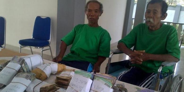 Pengemis Kaya di Pancoran Coba Sogok Petugas Rp 600.000