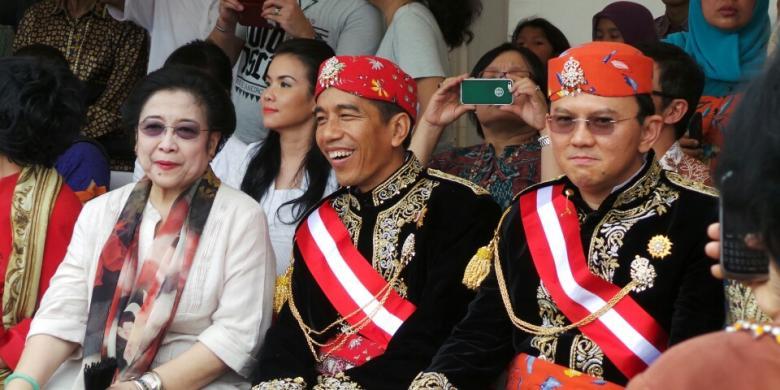 Jokowi Capres Setengah Dewa, Bisa Gabung Partai Mana Saja