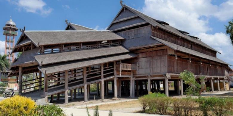Istana Dalam Loka | Barry Kusuma Kompas.com
