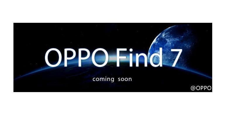 Awal 2014 OPPO Find 7 Meluncur