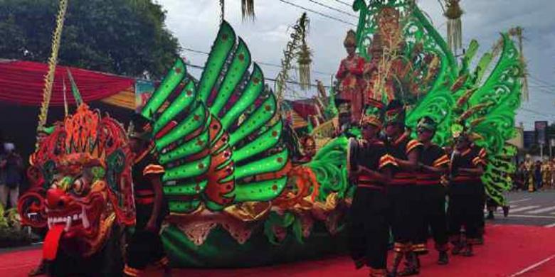 Akhir Pekan Ini, Ada Banyuwangi Ijen Green Run Dan Festival Kuwung