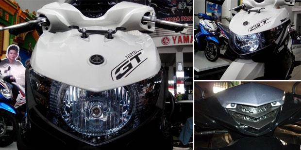 Yamaha Xeon GT 125 Lounching di Awal 2014